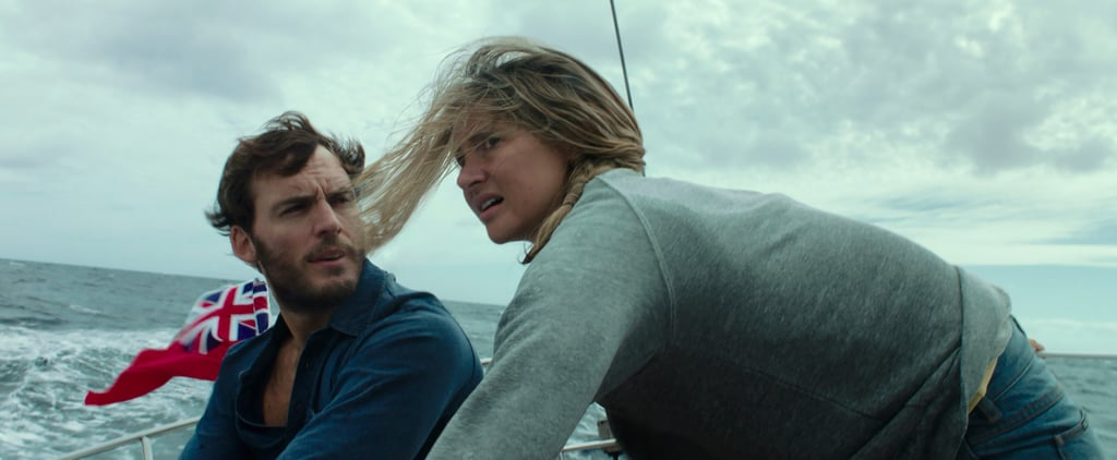 Who Plays Richard Sharp in Adrift?