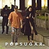 Selena Gomez and Justin Bieber Out in LA November 2015