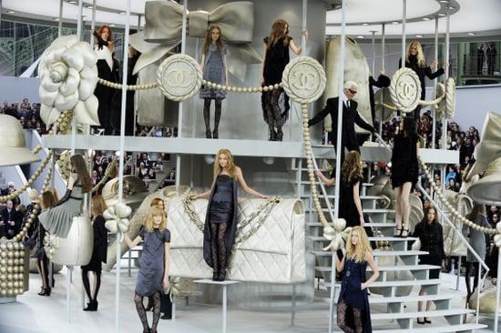 Paris Fashion Week, Fall 2008: Chanel