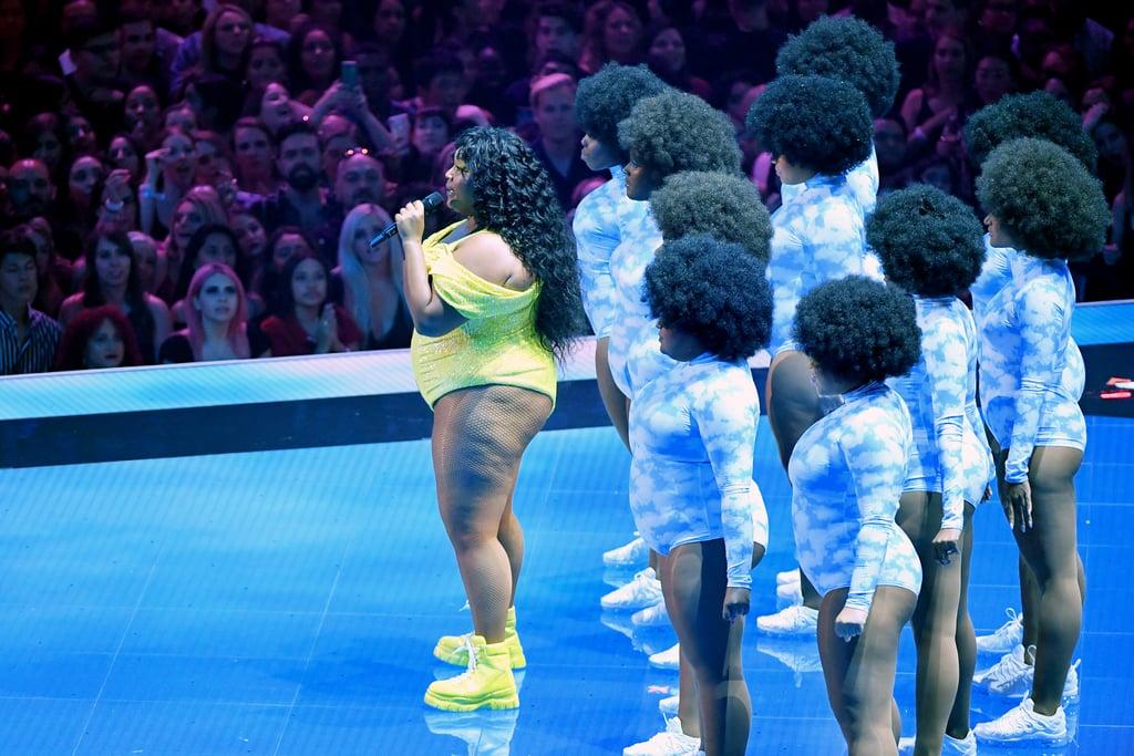 Lizzo 2019 MTV VMAs Performance Video