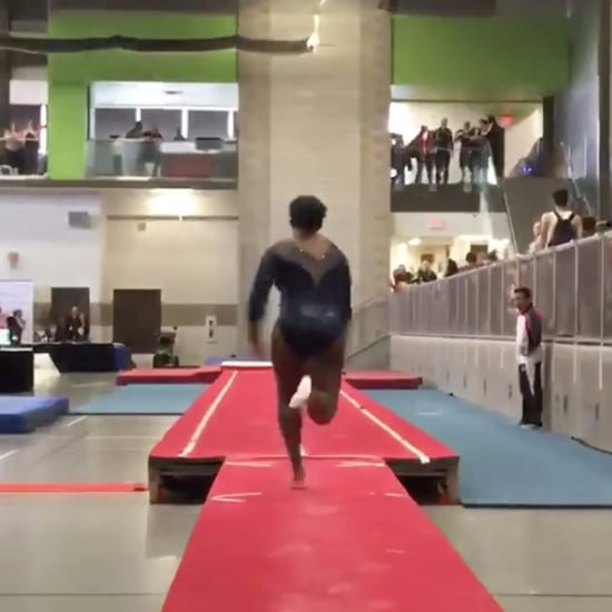 Angel Rice Tumbling Routine 2017 Canada Cup