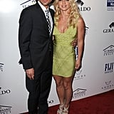 They were loved up at an LA charity event in May 2011.