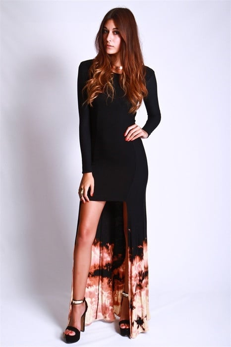 Flaming Maxi Dress ($95)