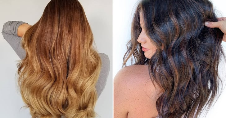 Fall Hair Color Trends In London Right Now Popsugar Beauty