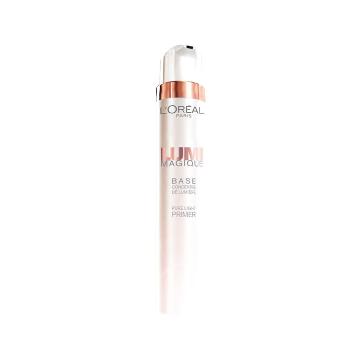 L'Oreal Paris Lumi Magique Pure Light Primer, $29.95