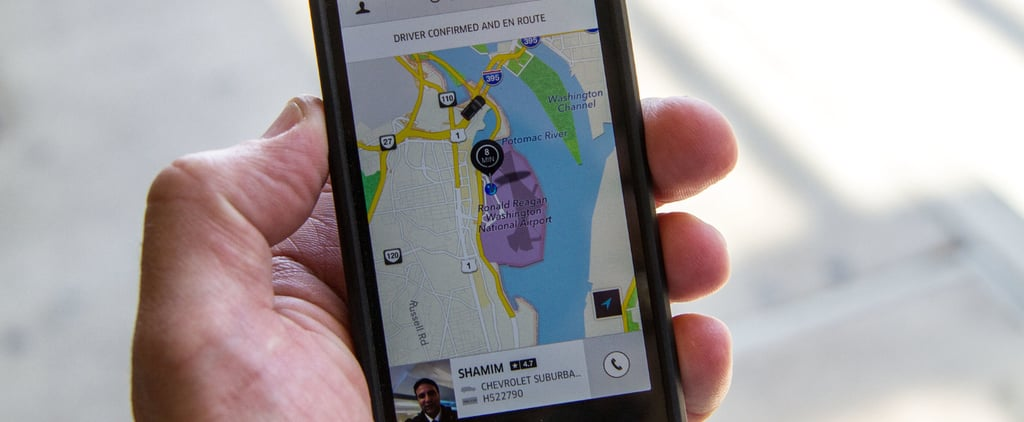 The Easy Way to Find Your Hidden Uber Passenger Rating