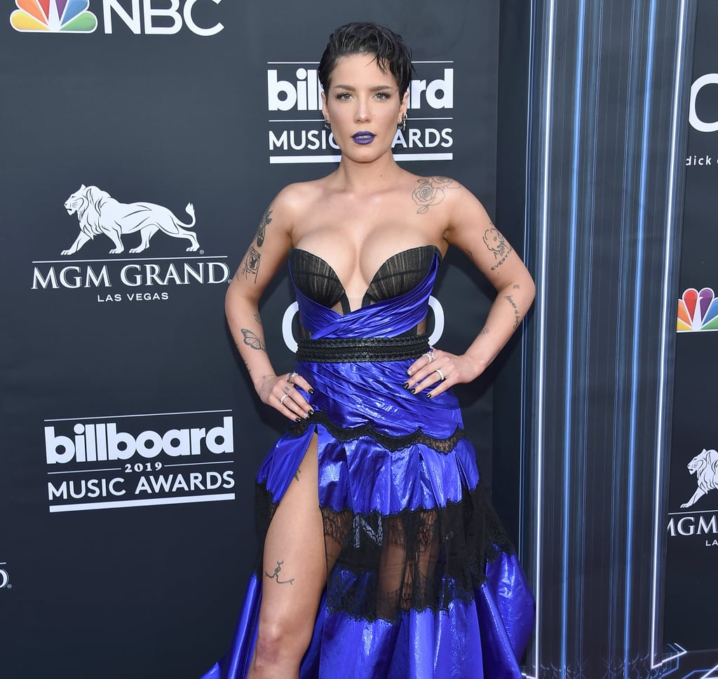 Halsey Dress at the Billboard Music Awards 2019
