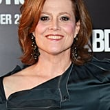 Sigourney Weaver plays Taylor Lautner's mentor in Abduction.
