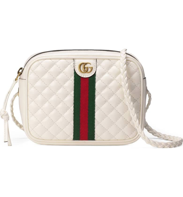 d44ef9c0cf7be6 Gucci Small Quilted Leather Camera Bag | Best Crossbody Bags Spring ...