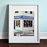 Monk's Cafe Art Print