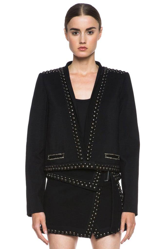 Isabel Marant Jewel Wool Embroidered Jacket ($1,600)