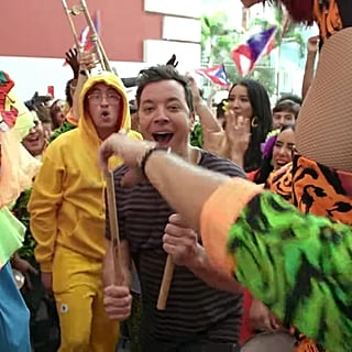 """Jimmy Fallon and Bad Bunny """"MIA"""" Performance in Puerto Rico"""