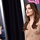 Dakota Johnson Might Be Hollywood Royalty — and She's a Definitely Princess in This Gown