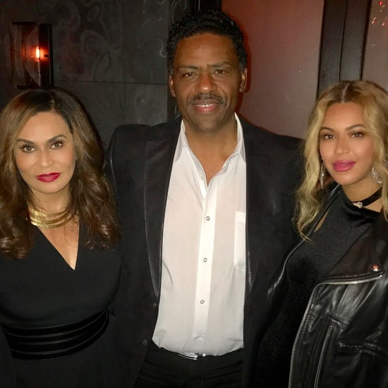 Beyonce and Family at Richard Lawson's Birthday Party 2017