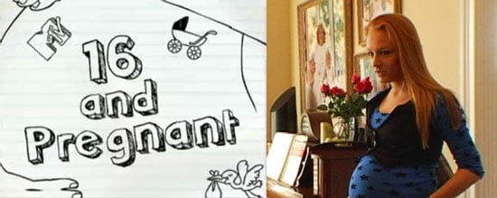 More Parenthood Planned For MTV: A 16 and Pregnant Spinoff