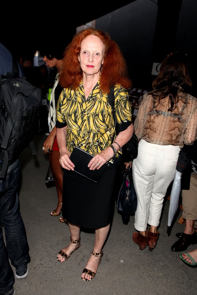 Grace Coddington, US Vogue Creative Director