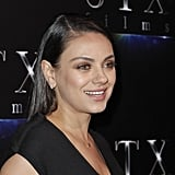 Mila Kunis Is Back on the Red Carpet 4 Months After Giving Birth to Son