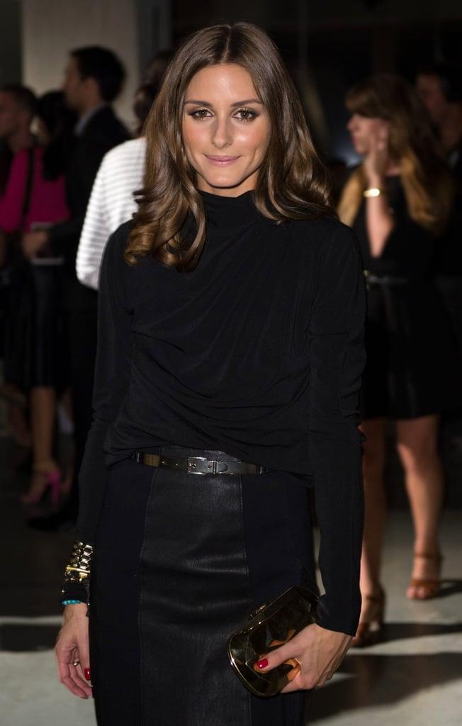 Olivia Palermo at Jonathan Saunders