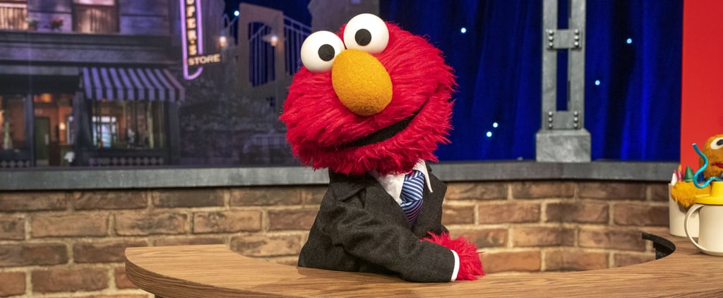 How to Watch The Not-Too-Late Show With Elmo on HBO Max