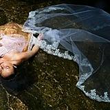 Healing Underwater Trash the Dress Photos