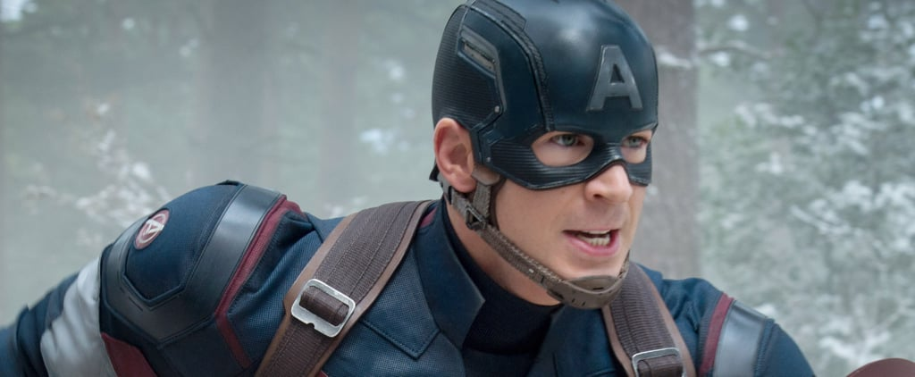 Captain America and Billy Eichner Funny Twitter Video
