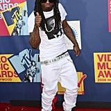 The Men Get Dapper in Black and White for VMAs