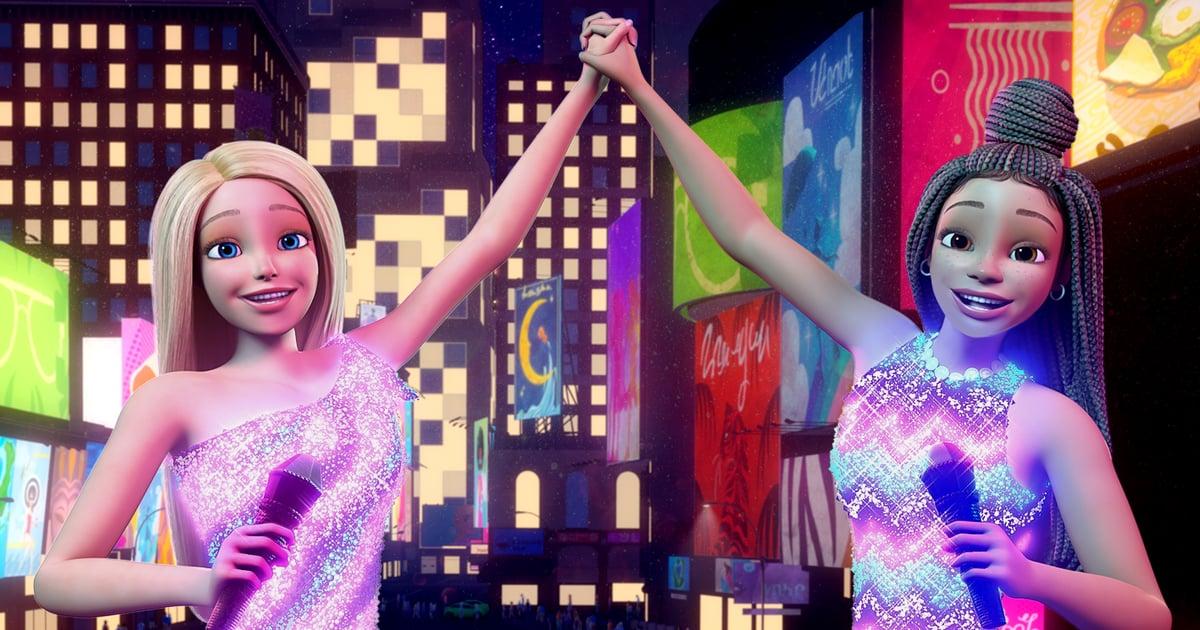 Watch The Barbie Big City Big Dreams Trailer From Netflix Popsugar Family