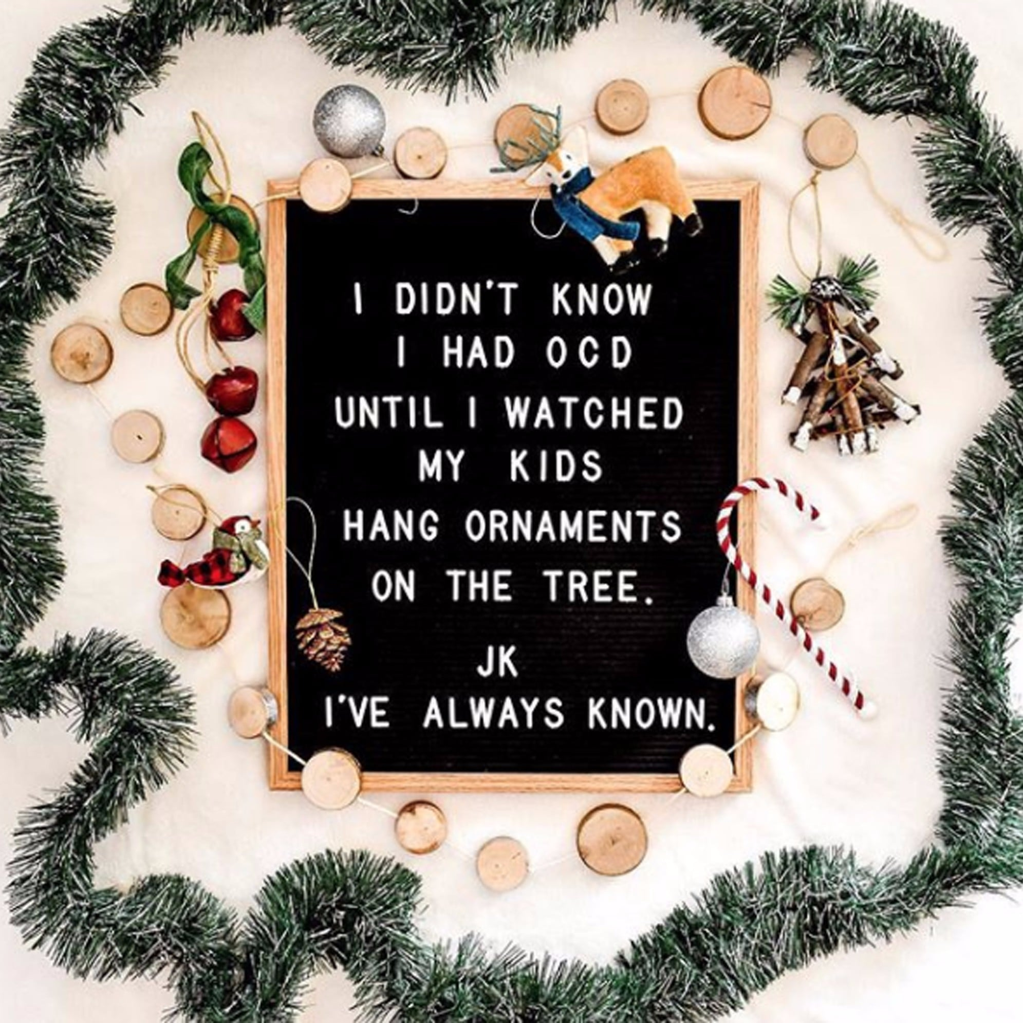 holiday letter board ideas for parents popsugar family - Christmas Ideas For Parents