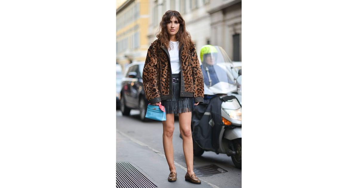 Street Style Milan Fashion Week Februar 2016 Street