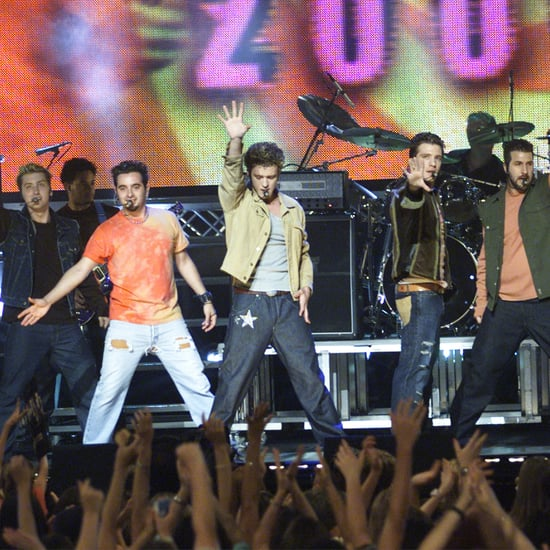 Darren Criss and JC Chasez Perform *NSYNC Songs