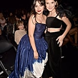 Camila Cabello and Millie Bobby Brown