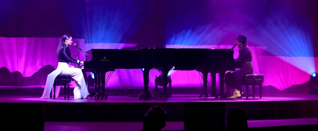 Alicia Keys and Sara Bareilles's Powerful Duet Video