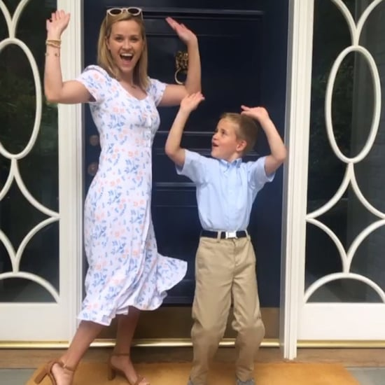 Videos of Reese Witherspoon and Her Kids