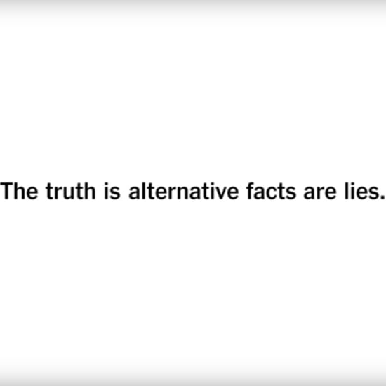 "The New York Times ""The Truth Is Hard"" Oscar Commercial"