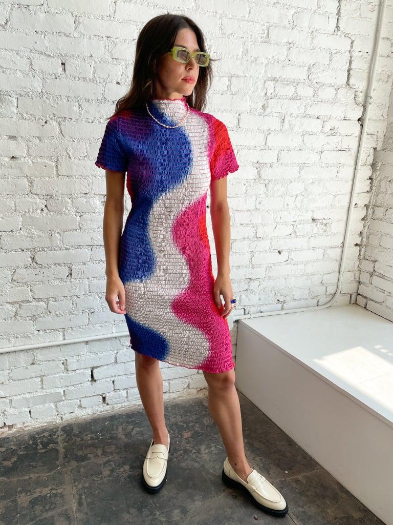 A Splash of Color: Lisa Says Gah Lea Dress