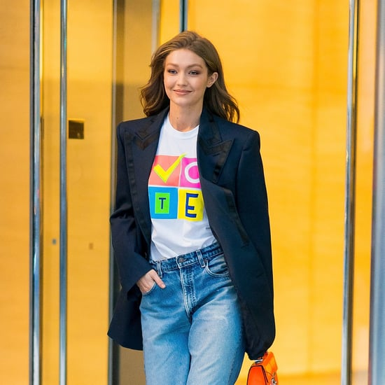 Gigi Hadid Vote T-Shirt