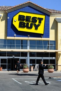 October Free Phone Fridays From Best Buy