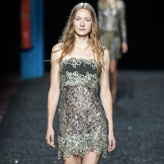 Mary Katrantzou Spring 2015 Show | London Fashion Week