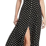 DailyLook Sultry Polka Dot Maxi Dress ($60)