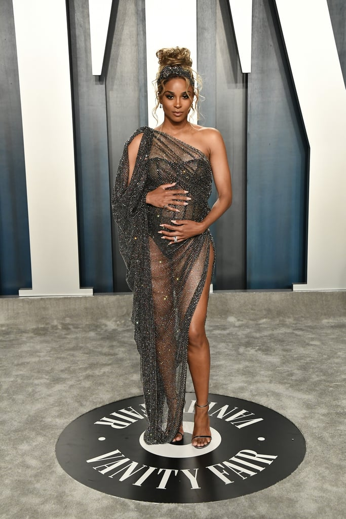 Ciara's Ralph & Russo Dress at the Oscars 2020