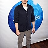 James Franco posed at the Variety Studio on Saturday at Sundance.