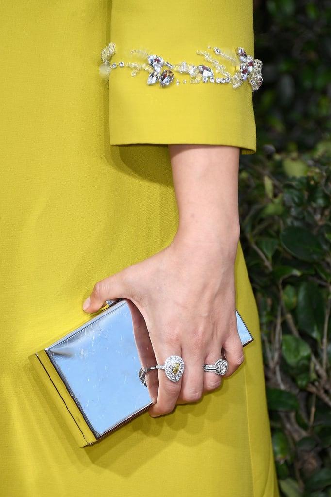 Natalie Accessorized With Tiffany & Co. Jewelry