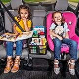 Premium Front & Back Seat Car Organiser
