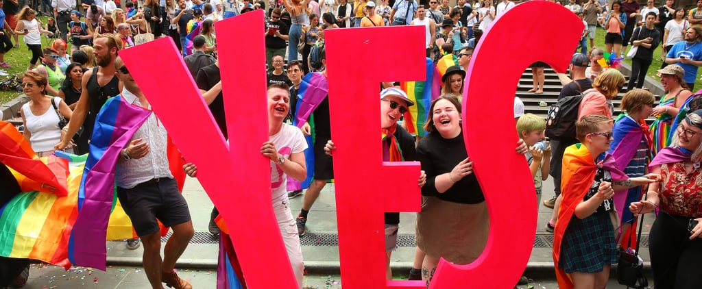 Same-Sex Marriage Is Officially Legal in Australia!