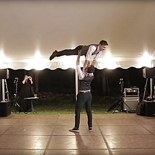 Grooms' Wedding First Dance Video 2018