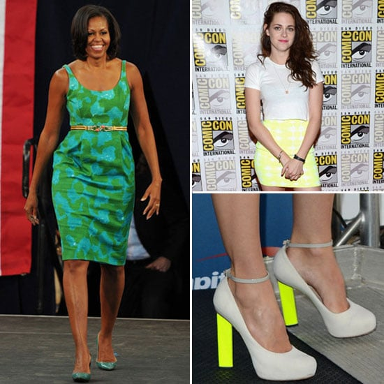 Celebrity Style Recap | July 9, 2012