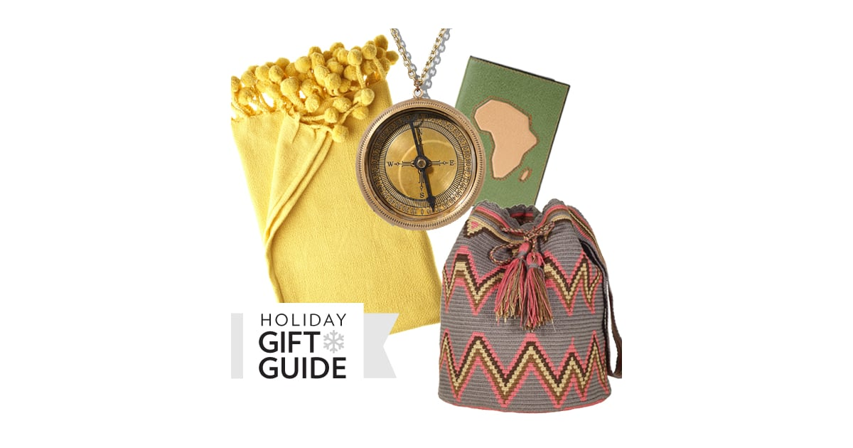 Holiday gifts for travel lovers 2011 popsugar fashion for Christmas gifts for travelers