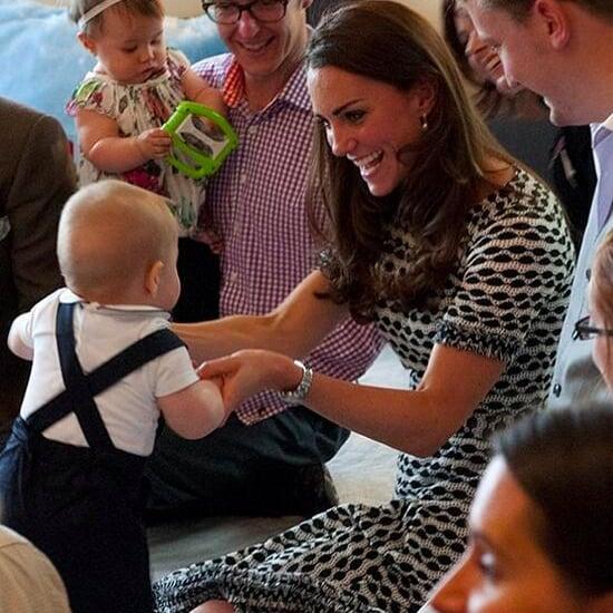 Prince George Playdate New Zealand