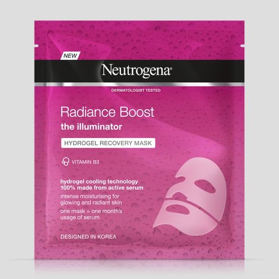 Neutrogena Radiance Boost Hydrogel Mask Review