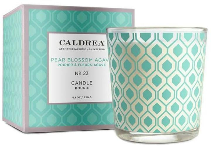 Caldrea Pear Blossom Candle ($20.95)